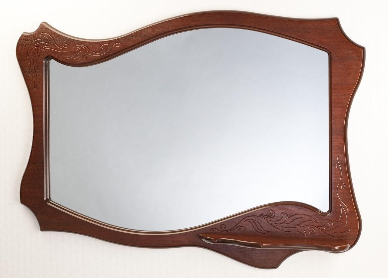 Фото фигурного зеркала