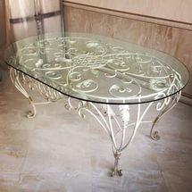 Купить стеклянную столешницу для стола в Санкт-Петербурге