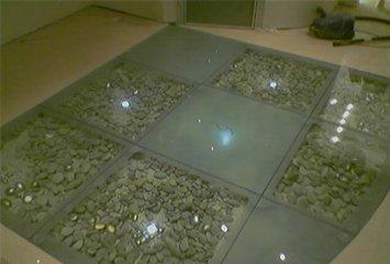 Перекрытия из стекла