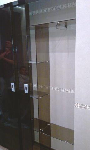 Стеклянная дверь 21