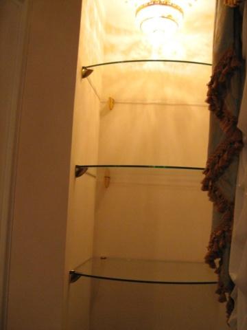 Полки из стекла 15
