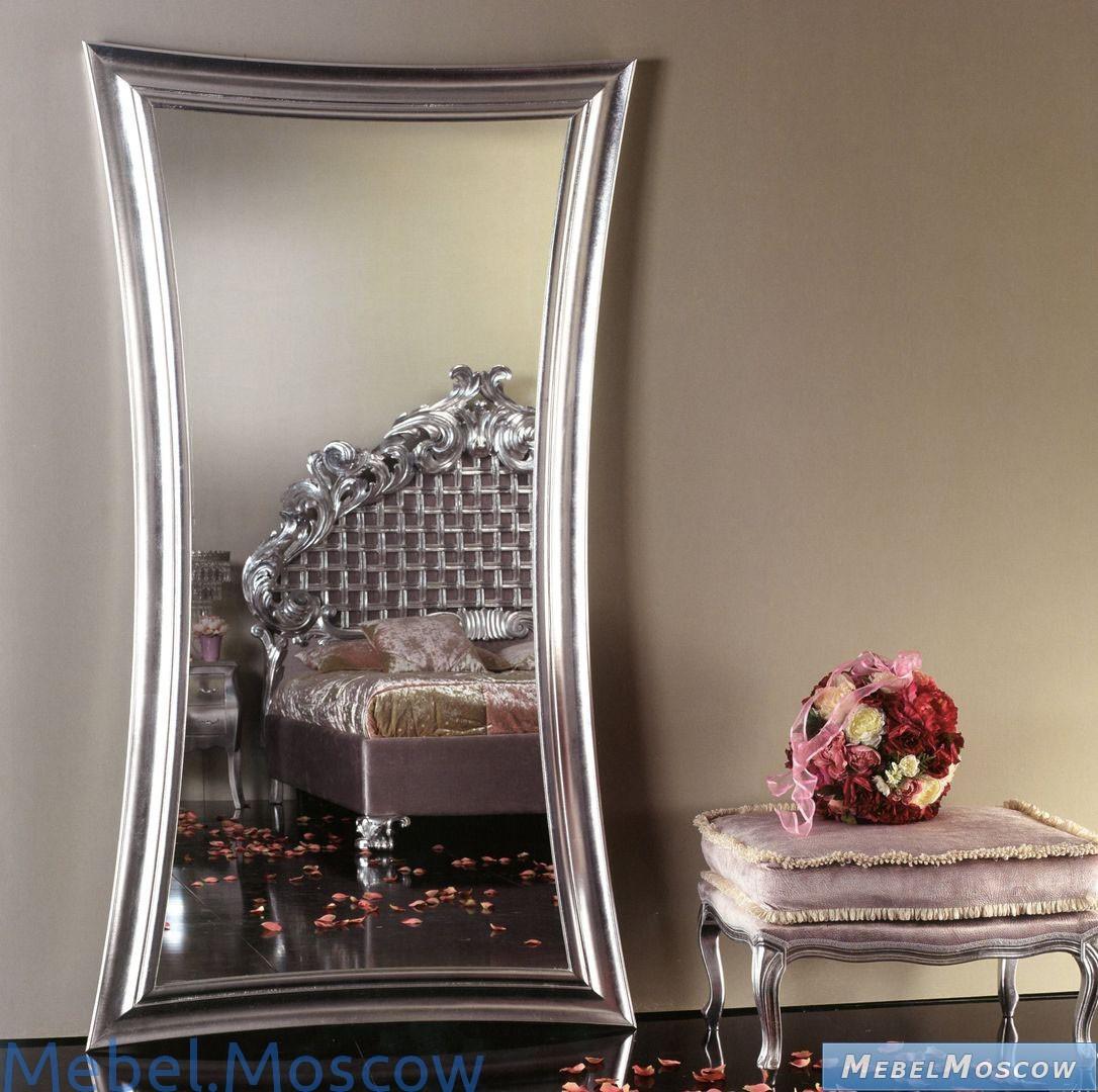 Фото фигурного зеркала 2