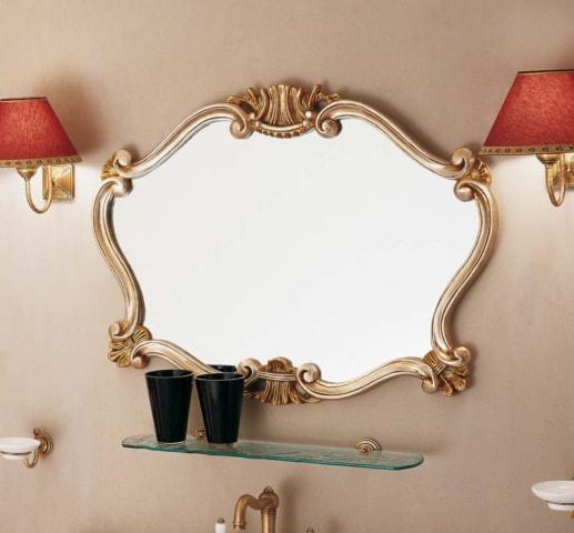 Фигурное зеркало 2