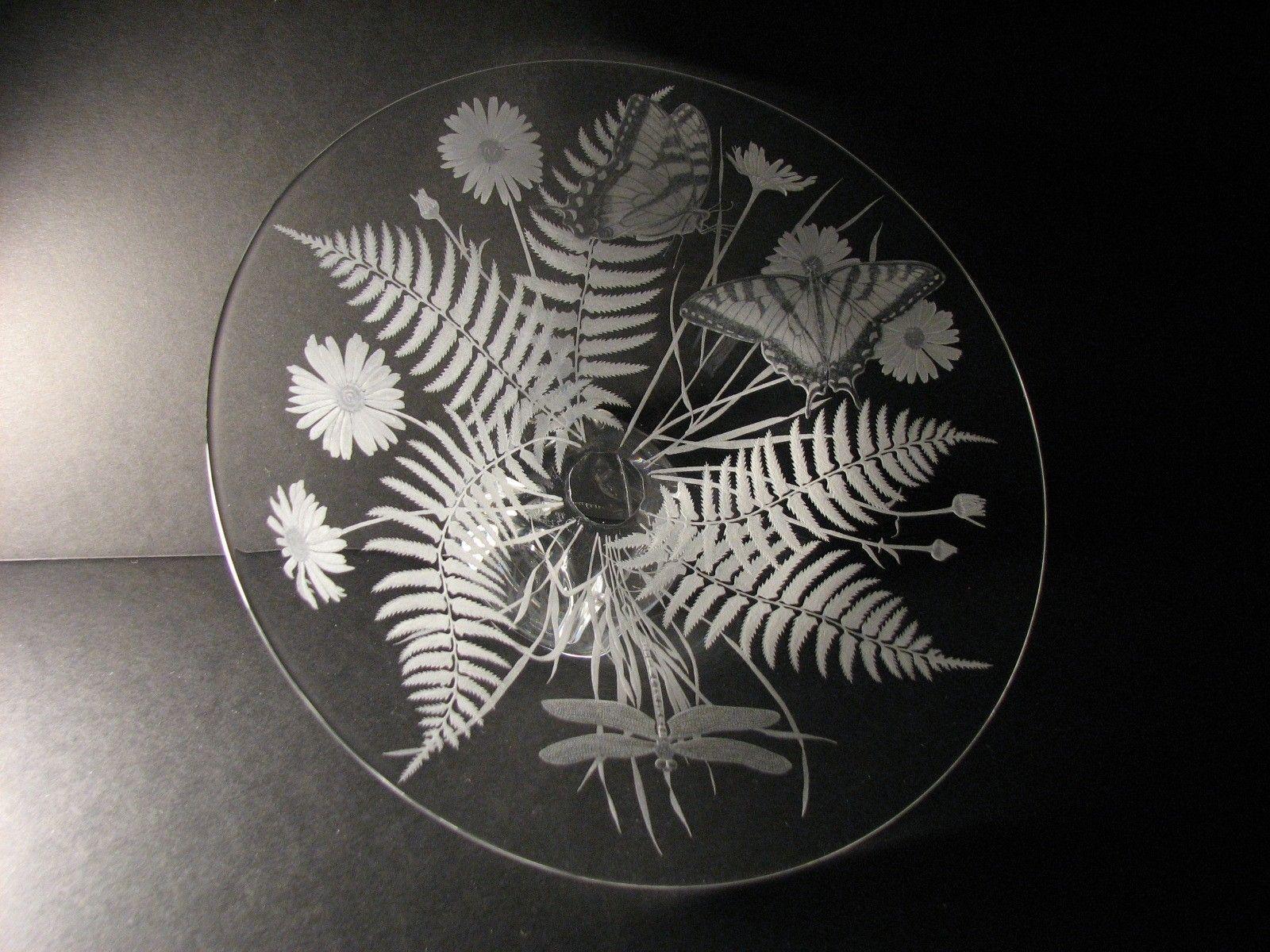 Гравировка на стекле 4