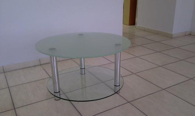 Стеклянный стол 15