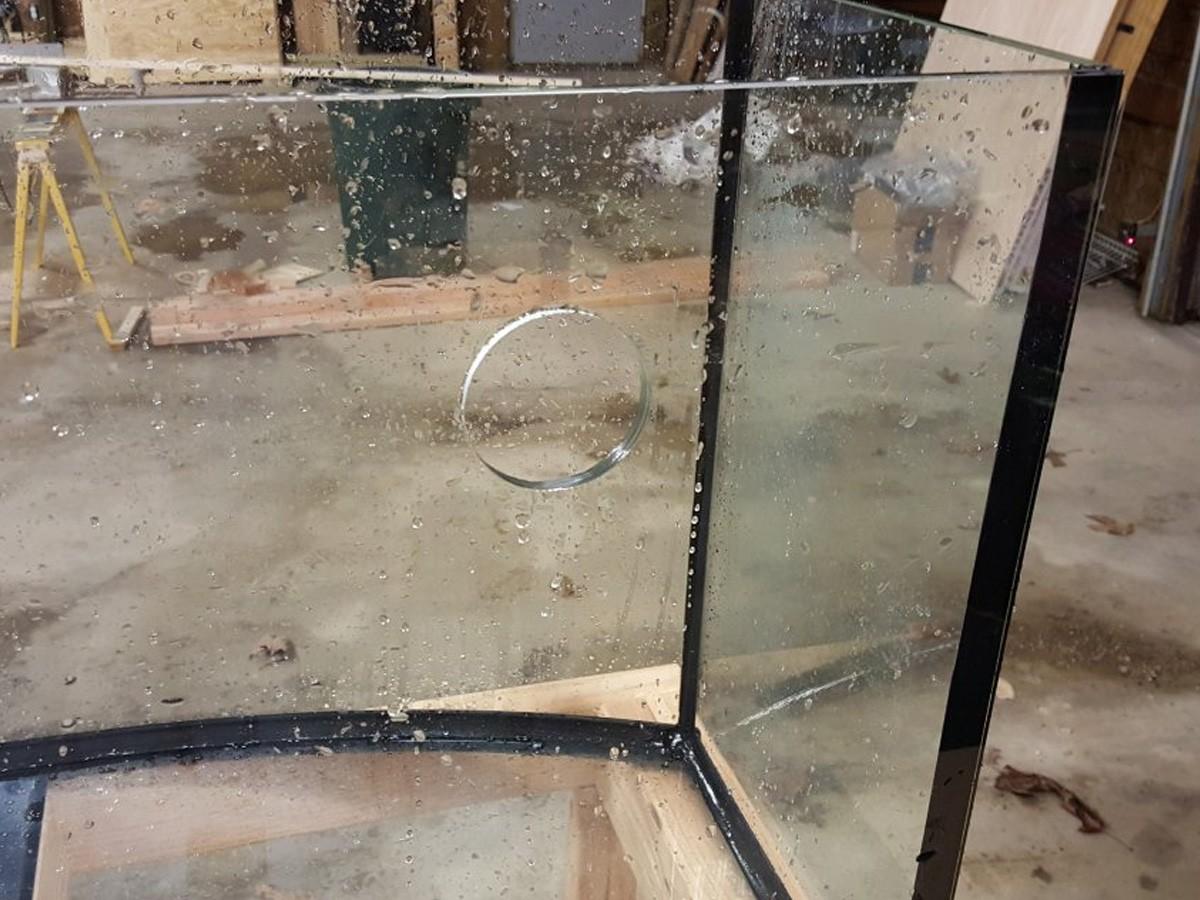 Сверление в стекле 2
